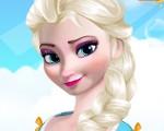 Elsa and Anna Makeup
