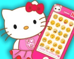Hello Kitty's Pink Phone