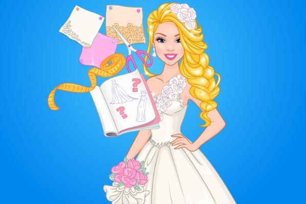 Design Wedding Dress Games 118