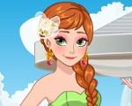 Elsa and Anna Bridesmaids
