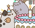 Pusheen's Birthday Party