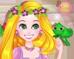 Princess Rapunzel Dress Up