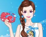 Elsa Inspiration Clothes