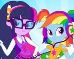 Equestria Girls Back to School