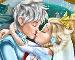 Elsa's Wedding Kiss