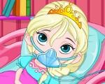 Elsa After Surgery Caring