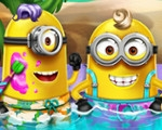 Minions' Pool Party