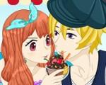 Ice Cream Loving Couple