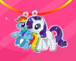 My Little Pony Friendship Necklace