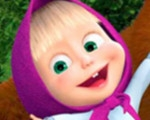 Masha and the Bear Puzzle