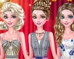 Elsa Catwalk Challenge