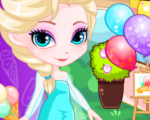Elsa's Ice-cream Shop
