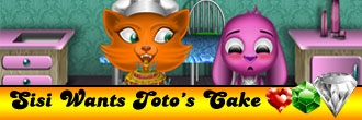 Sisi Wants Toto\'s Cake