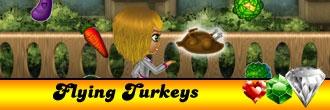 Flying Turkeys