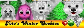Toto\'s Winter Cookies